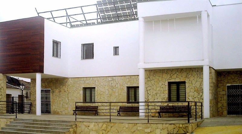 Centro de día Fundación Gerón Villanueva de Tapia
