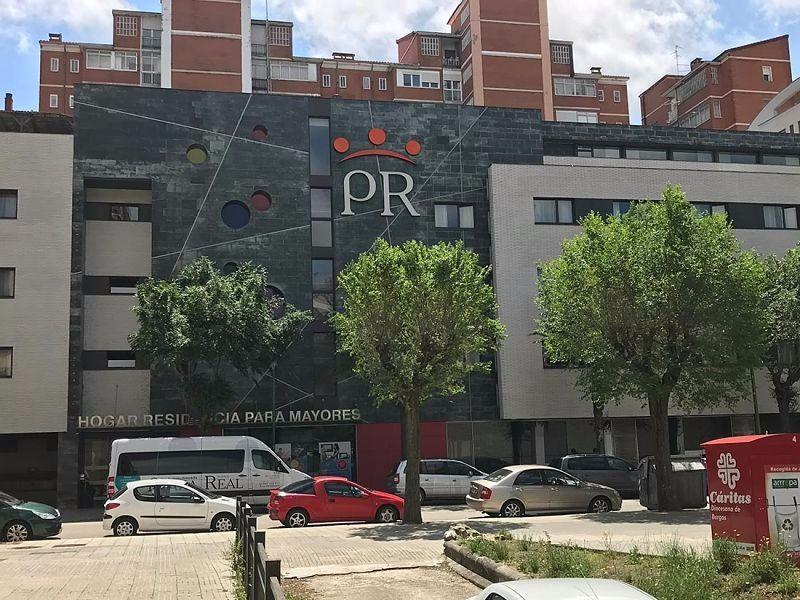 Centro de día Plaza Real Burgos