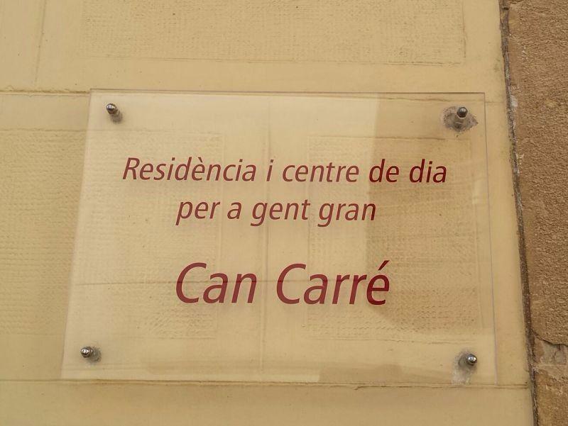 Centro de día per a gent gran Can Carré