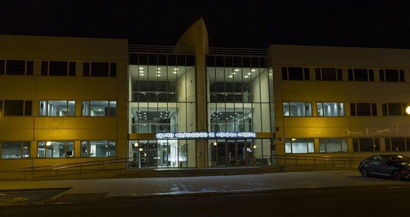 Centro de rehabilitación de Navarra