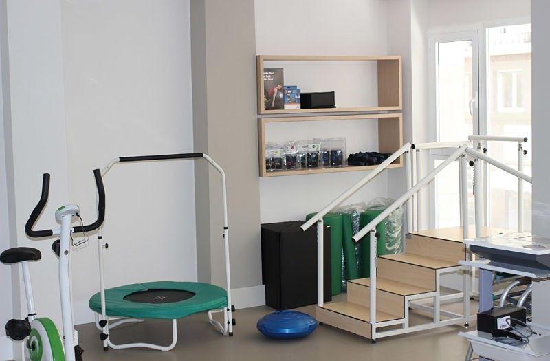 Centro de rehabilitación Clínica Casaverde Badajoz