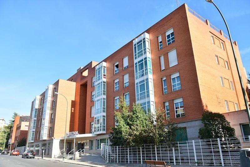 Apartamentos Ballesol Parque Almansa