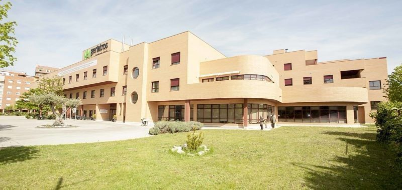 Centro de rehabilitación DomusVi Alcalá de Henares