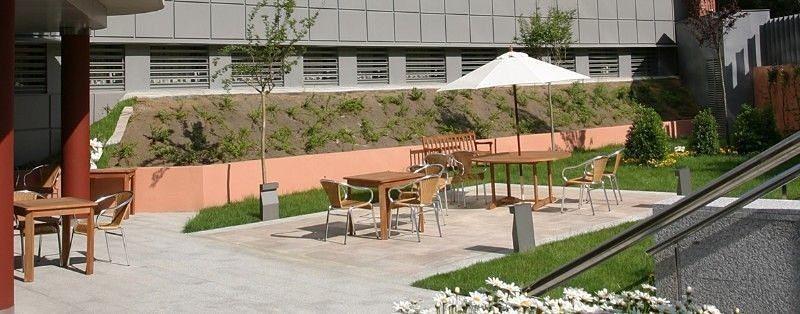 Centro de rehabilitación DomusVi Arturo Soria
