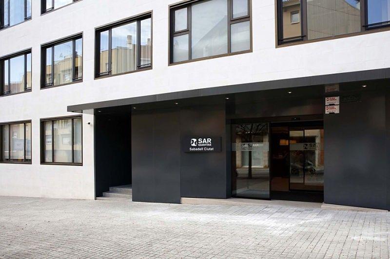 Centro de rehabilitación DomusVi Sabadell Ciutat Sociosanitari