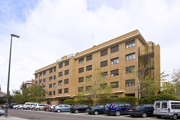 Centro de rehabilitación DomusVi Fontibre