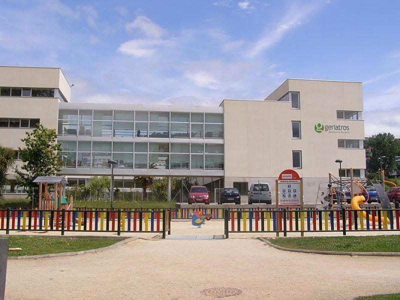 Centro de rehabilitación DomusVi Barreiro