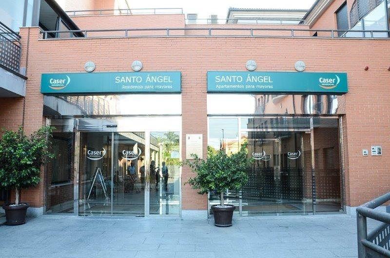 Apartamentos Caser Residencial Santo Angel