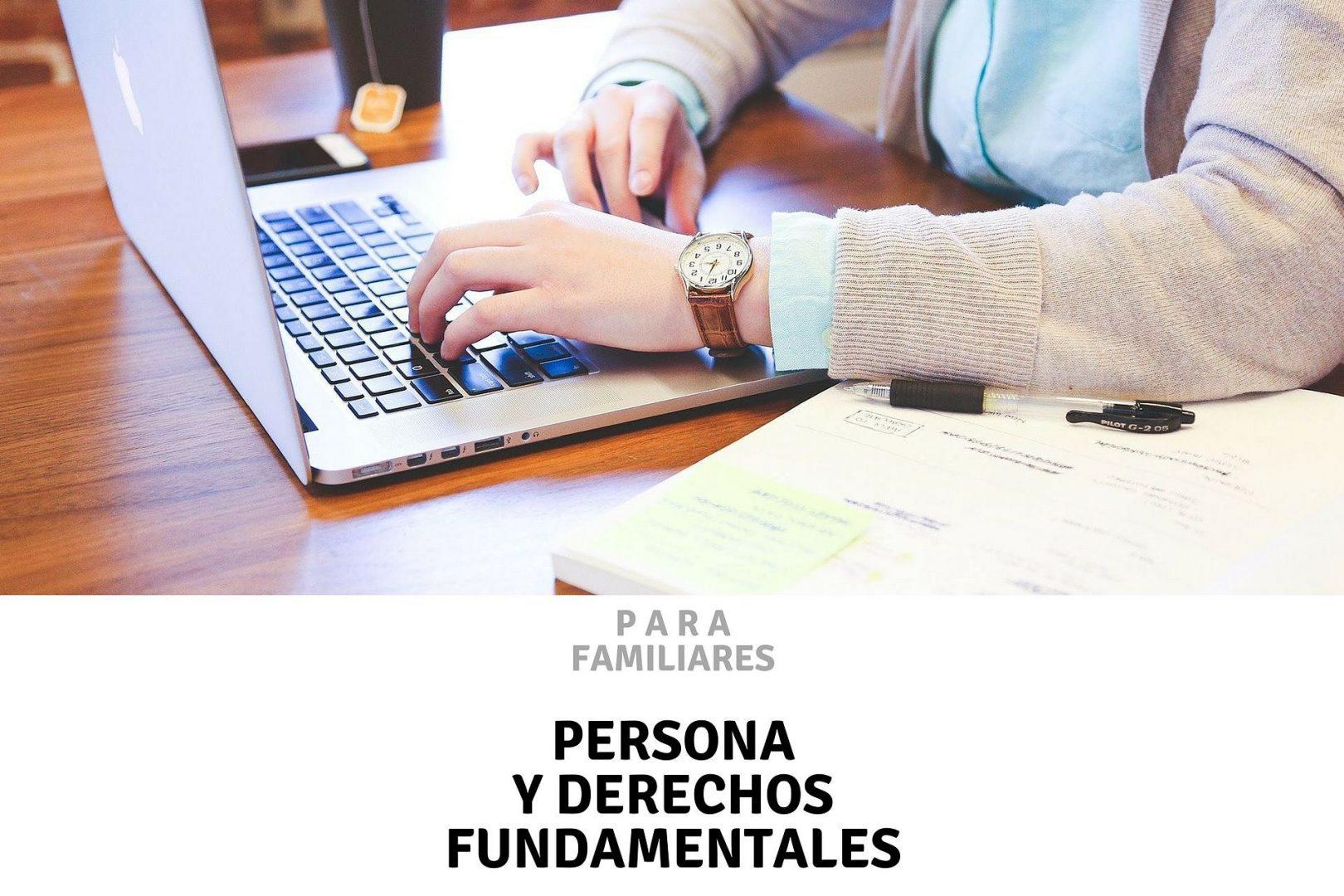 Persona, Personalidad y Derechos Fundamentales