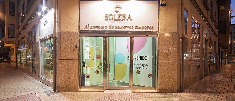Centro de día Solera Ensanche