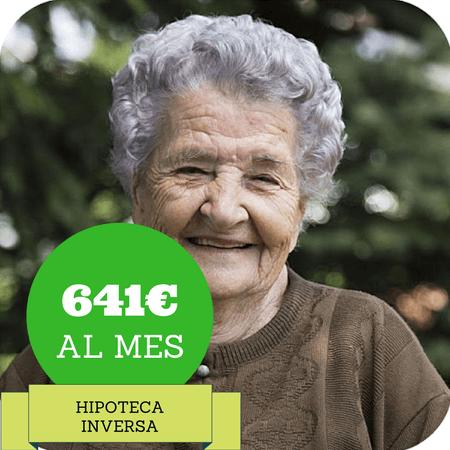 Hipoteca inversa para mayores