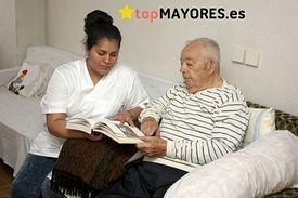 Cuidado de personas mayores en La Coruña a domicilio