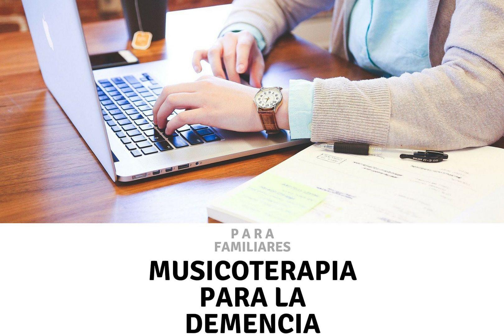 Musicoterapia para la demencia