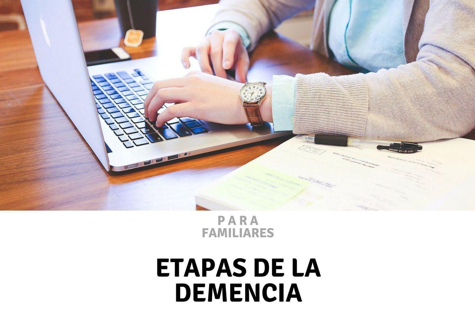 Etapas de la demencia