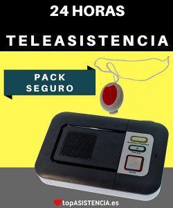 topASISTENCIA A Laracha teleasistencia