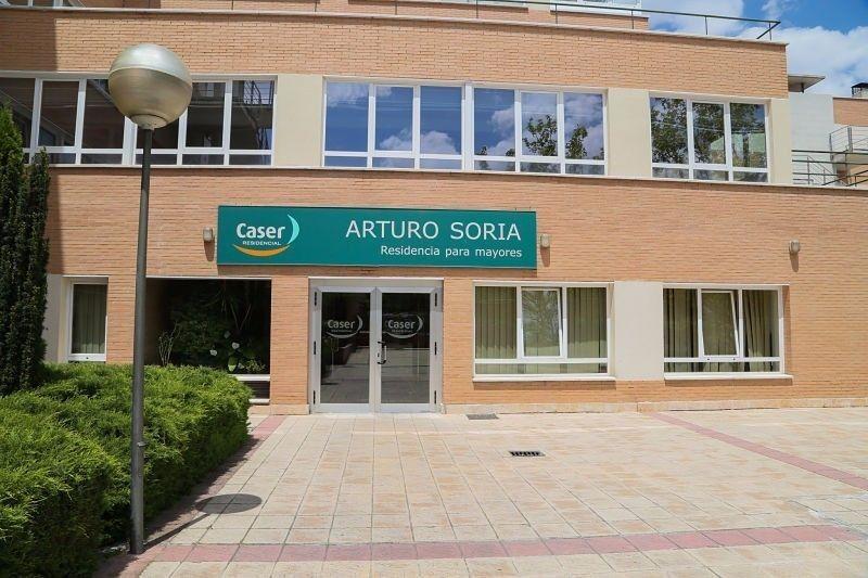 Residencia Caser Arturo Soria