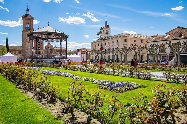 Residencias de ancianos en Alcalá de Henares Madrid