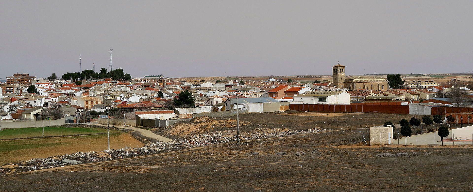 Residencias de ancianos en Villatobas Toledo