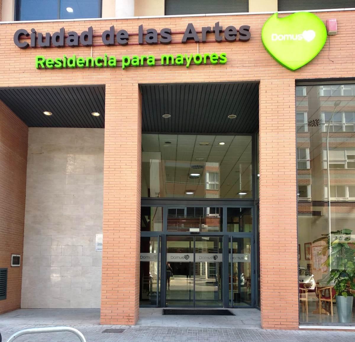 Centro de día DomusVi Ciudad de las Artes