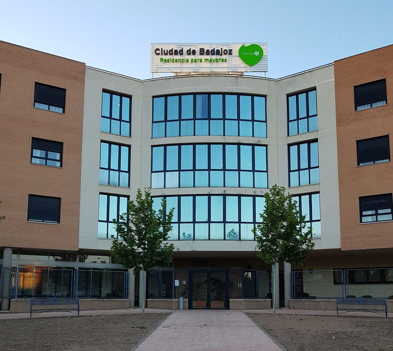 Residencia DomusVi Ciudad de Badajoz