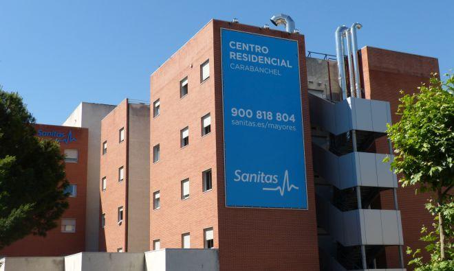 Residencia Sanitas Carabanchel