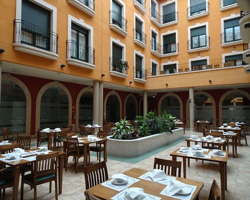 Residencia Coliseé Las Cármenes