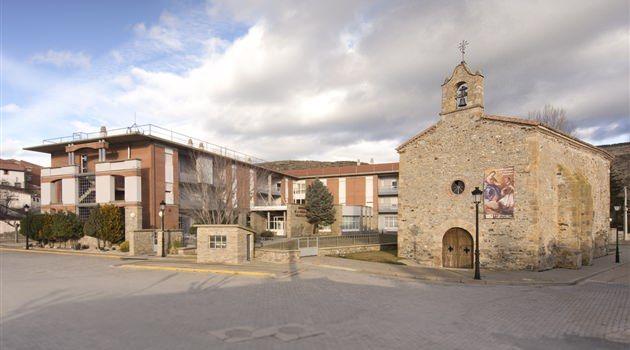 Residencia Virgen de la Peña Clece