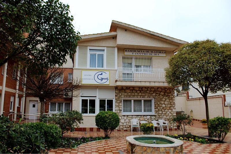 Residencia Gaudi Mejorada