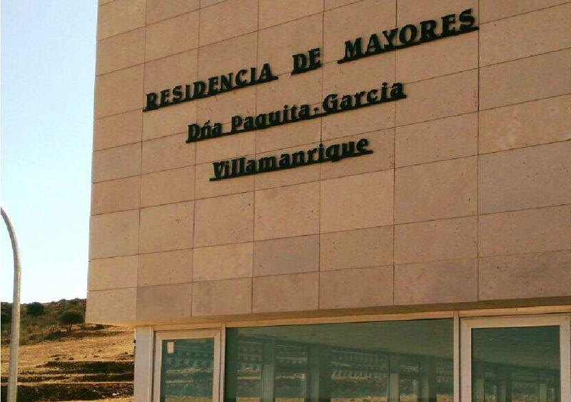 Residencia Doña Paquita García