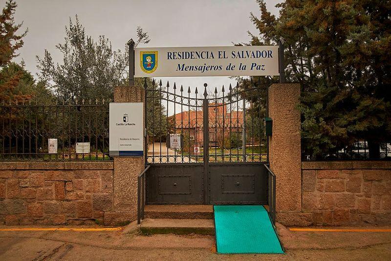 Residencia El Salvador Lagartera