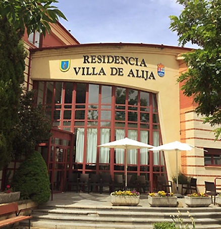 Residencia tercera edad Villa de Alija