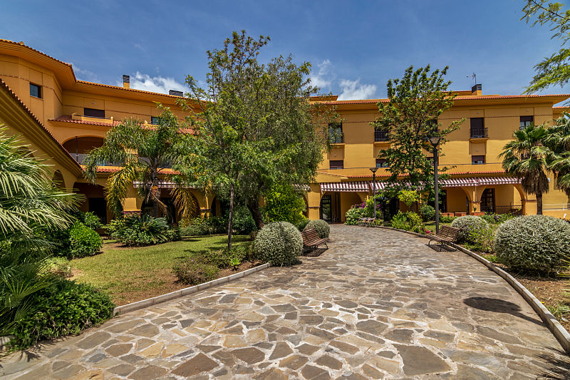 Apartamentos para mayores en Benalmádena